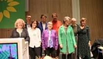 Ευρωπαϊκό Πράσινο Κόμμα: εκλογή νέας Επιτροπής, δέσμευση για ενίσχυση του πράσινου κινήματος σε Νότια - Ανατολική Ευρώπη