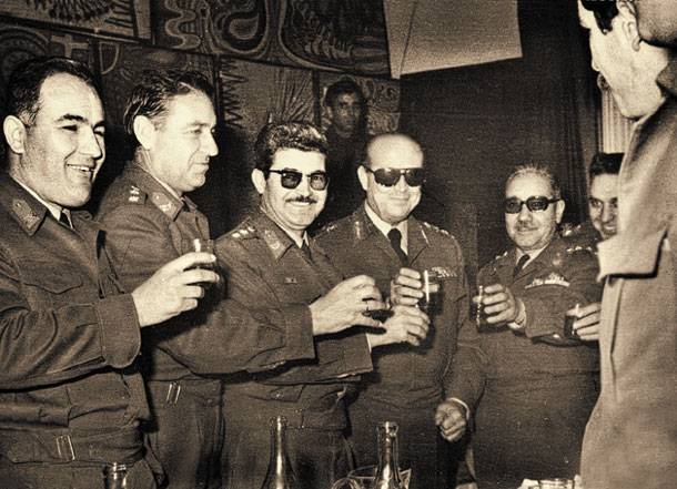 Junta Greece 1974